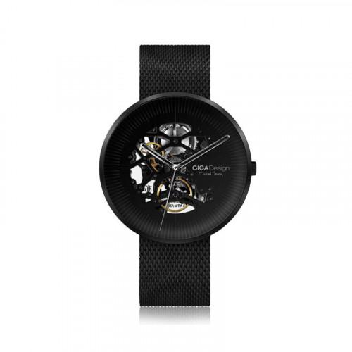 Часы CIGA Design MY Mechanical watch (Meteorite black)