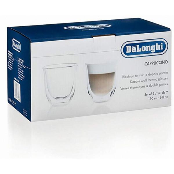 Stəkan Dəsti DeLonghi DLSC311 2 glasses-cappucino