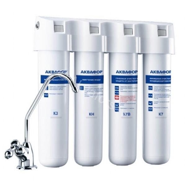 Фильтр для воды Akvafor Kristall ECO H