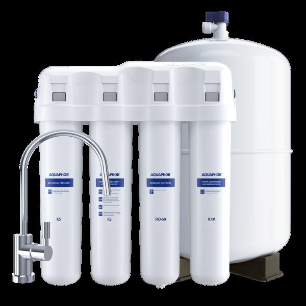 Фильтр для воды Akvafor Kristall Osmo