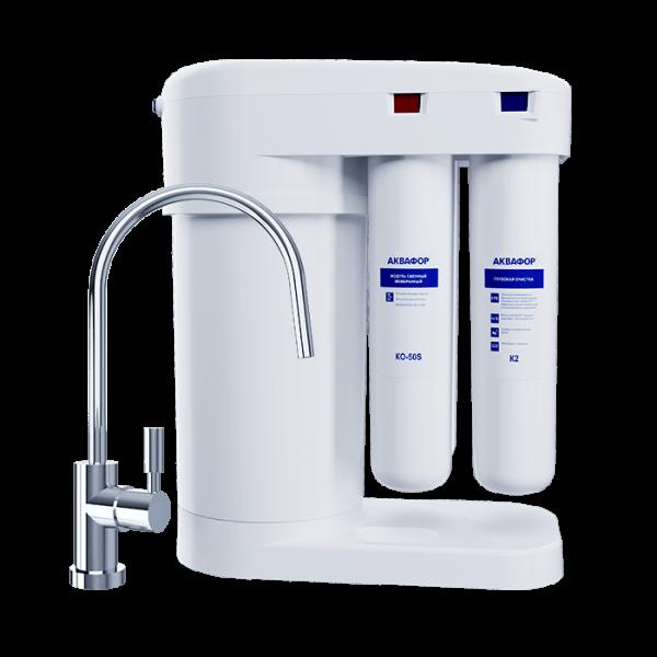 Фильтр для воды Akvafor Morion 101