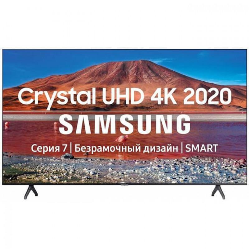 """4K UHD Теlevizor 55"""" Smart TV Samsung UE55TU7160UXRU_1"""