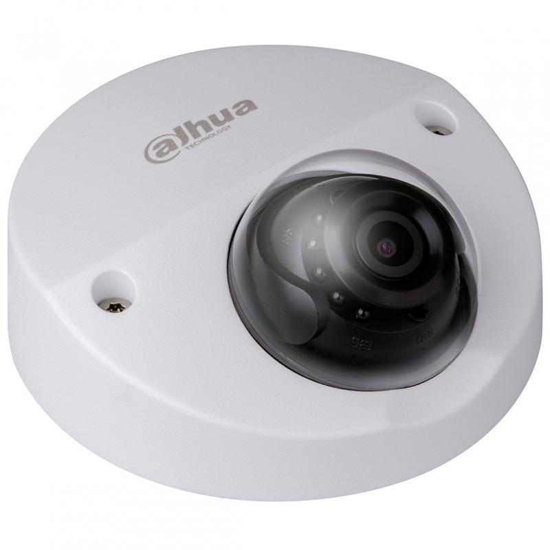 2Mp Mikrofonlu Starlight HDCVI IR Kamera Dahua DH-HAC-HDBW2241FP (2.8 mm)