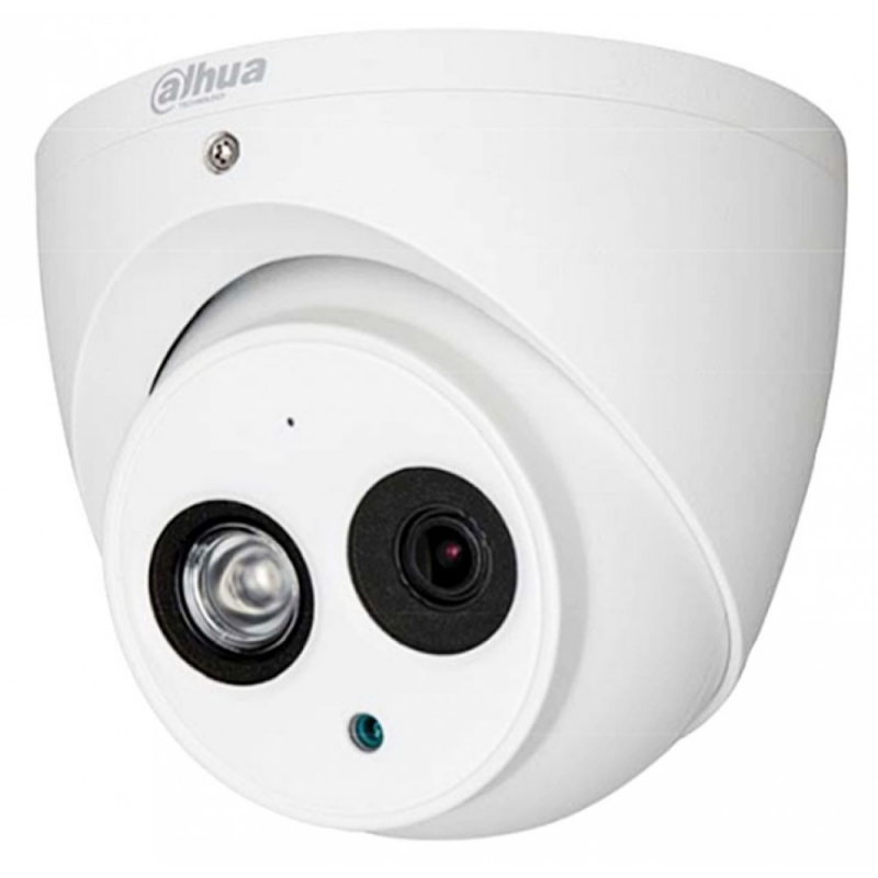 2Mp HDCVI PoC IR Kamera Dahua HDW1200EMP-POC