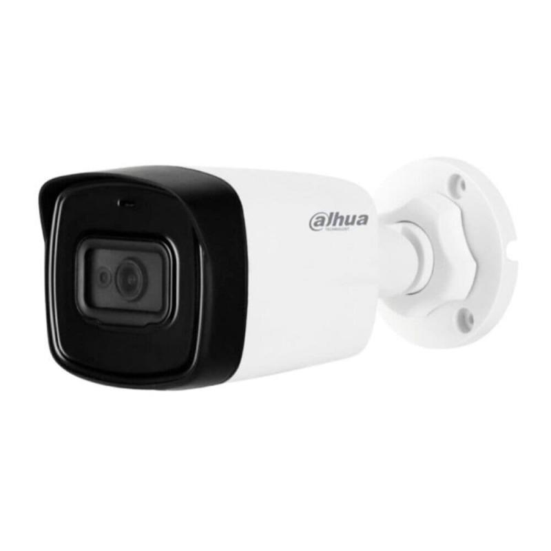 8Mp Mikrofonlu HDCVI Kamera Dahua DH-HAC-T2A51P (2.8 mm)