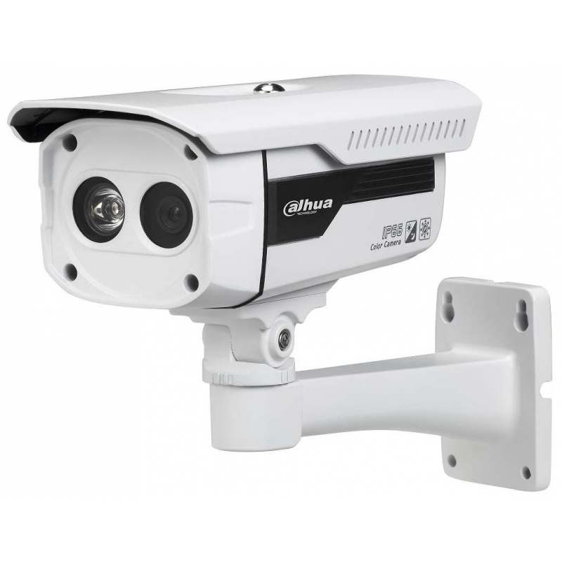 Sukeçirməz HDCVI IR-kamera 720P 2.4Megapixel (DH-HAC-HFW2220BP-B)
