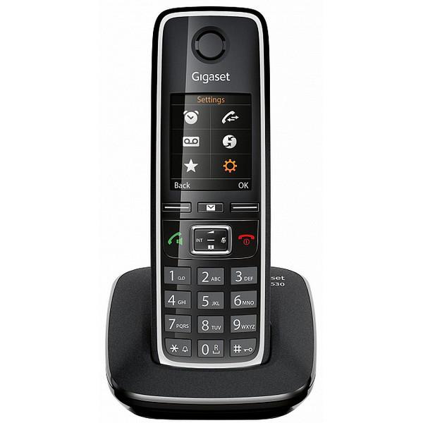 Ev telefonu Gigaset C530 Black