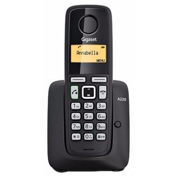 Ev telefonu GIGASET A220 RUS BLACK