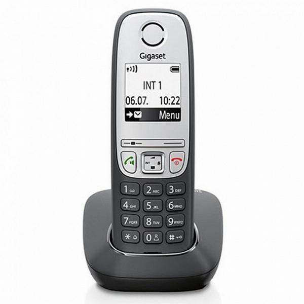 Ev telefonu Gigaset A 415 Black