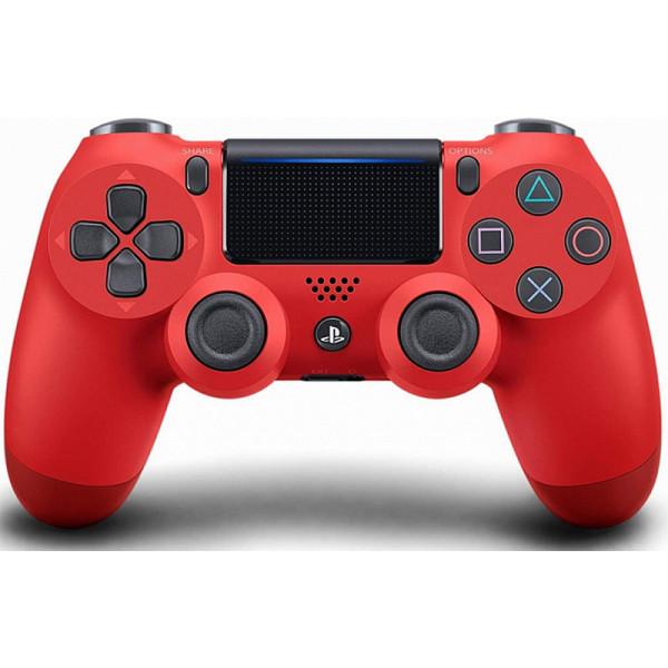 Игровой манипулятор Sony PlayStation 4 Controller Red