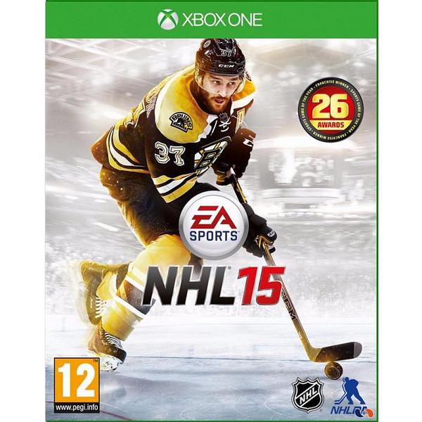 Игра XBOX ONE - NHL 15