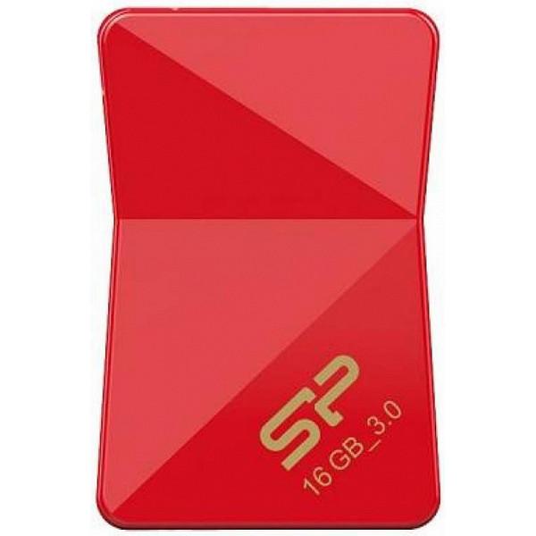 USB-Fləş Silicon Power USB 3.0 J08 Red 16GB