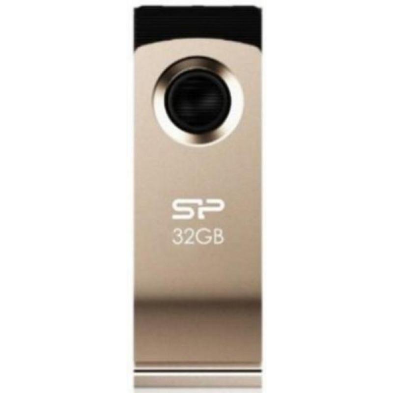 USB-Флешка Silicon Power USB 825 Gold 32GB