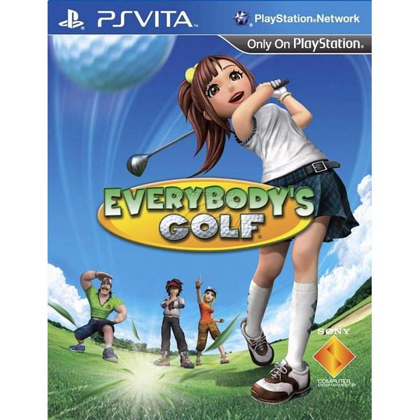 Игра PS Vita - Everybody's Golf