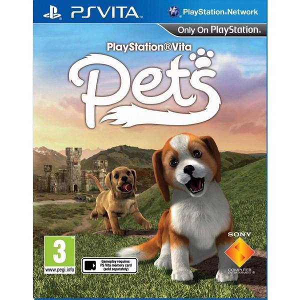 Игра PS Vita - PlayStation Pets