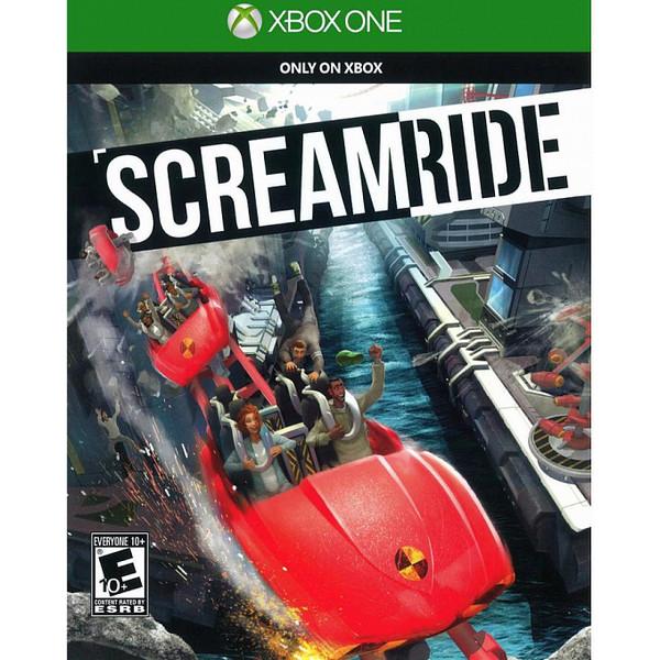 Oyun XBOX ONE - Scream Ride