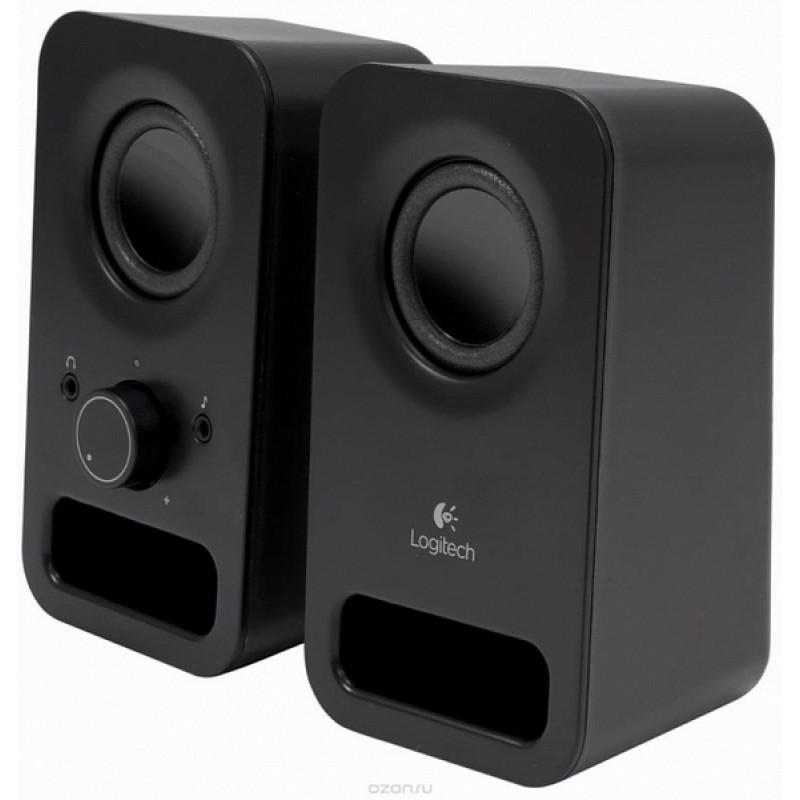 Akustik sistem Logitech Audio System Z150 MIDNIGHT BLACK (980-000814)