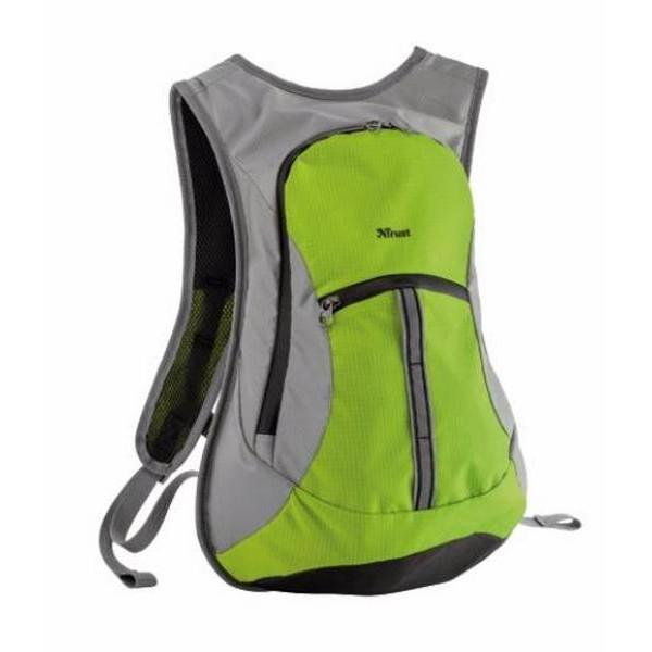 İdman bel çantası Trust Zanus Weatherproof Sports Backpack - lime green (20887)