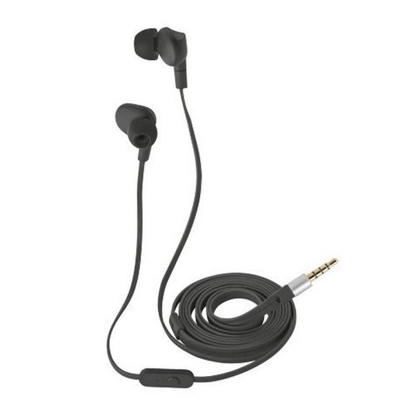 İşıq əksetdirici qulaqlıq Trust URBAN Aurus Waterproof In-ear Headphones - black (20834)