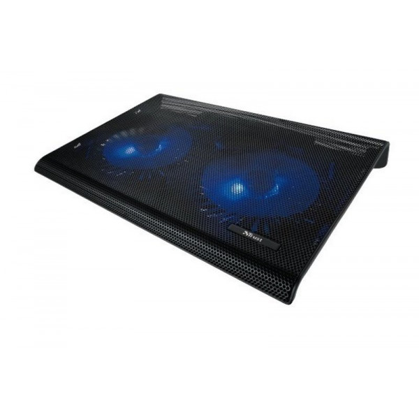 Noutbuk üçün altlıq Trust Azul Laptop Cooling Stand with dual fans (20104)