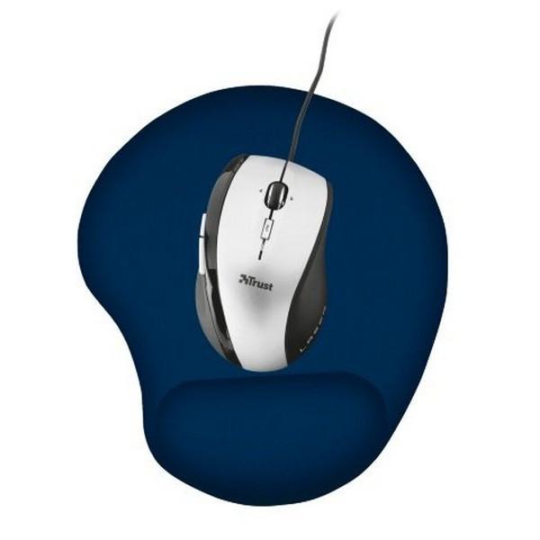 Siçan üçün xalça Trust Gel Mouse Pad - Blue (20426)