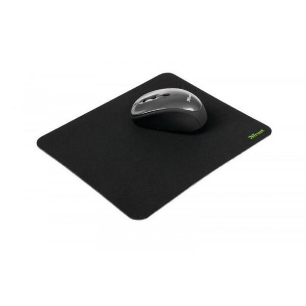 Siçan üçün xalça Trust Eco-friendly Mouse Pad - black (21051)