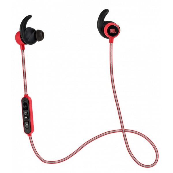 Bluetooth-qarnitur JBL Reflect Mini Red