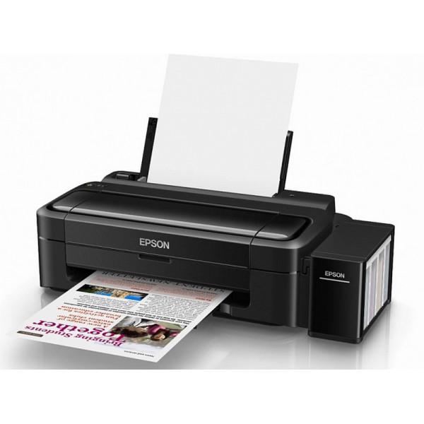 Принтер цветной струйный Epson L132