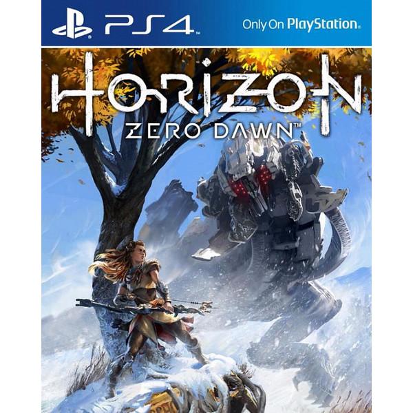 Игра PS4 - Horizon Zero Dawn