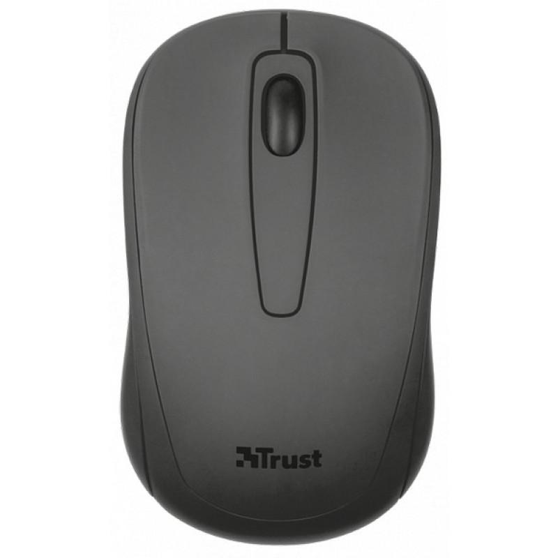 Беспроводная мышь TRUST ZIVA WIRELESS COMPACT MOUSE (21509)