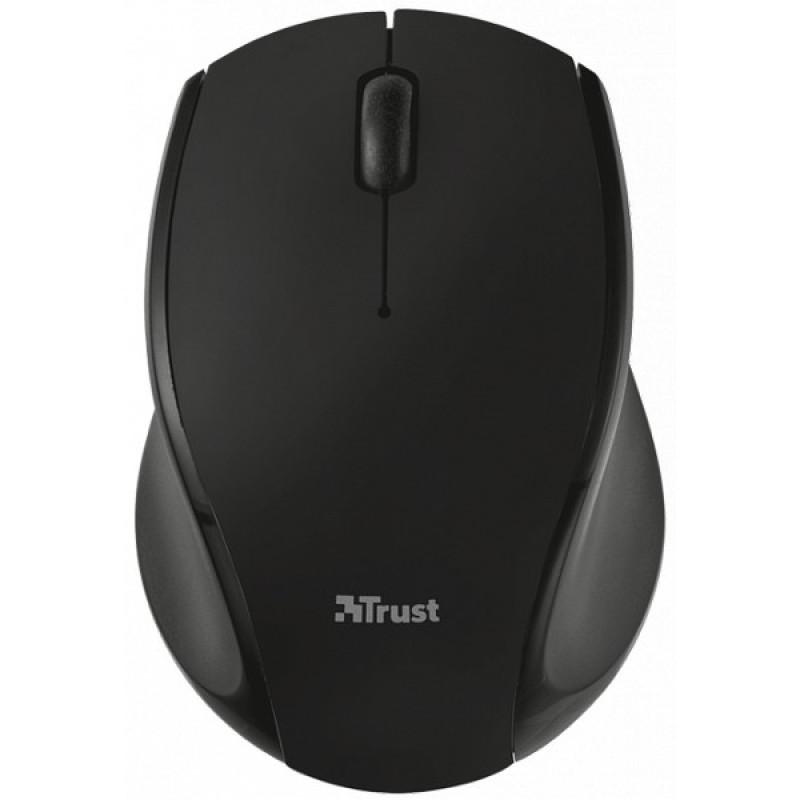 Беспроводная мышь TRUST ONI WIRELESS MICRO MOUSE - BLACK (21048)