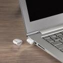 USB-Флешка Hama USB Flash Jelly 32Gb Usb 2.0 White