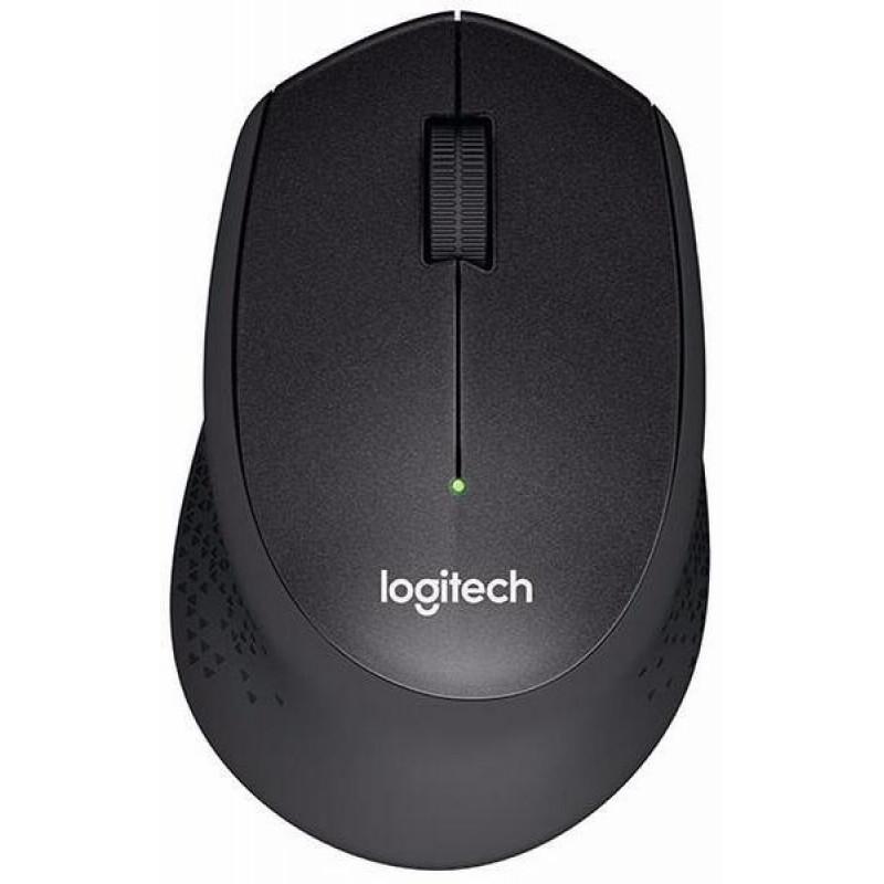 Беспроводная мышь Logitech Wireless Mouse M330 BLACK