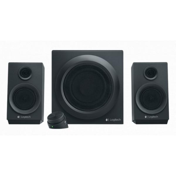 Akustik sistem Logitech Audio System Z333 Black