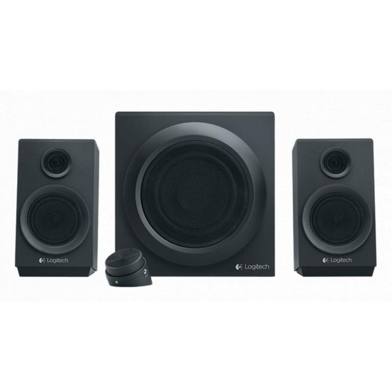 Акустическая система Logitech Audio System Z333 Black