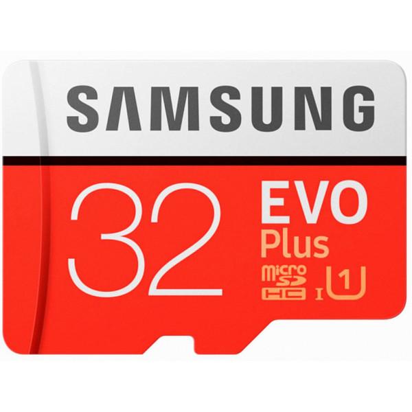 Yaddaş kartı Samsung microSDHC EVO Plus 32GB (MB-MC32GA)