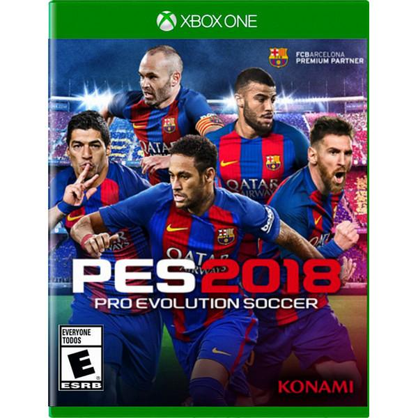 Futbol XBOX ONE - PES 2018
