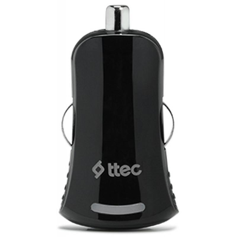 Автомобильное зарядное устройство Ttec In-car USB charger Quantum