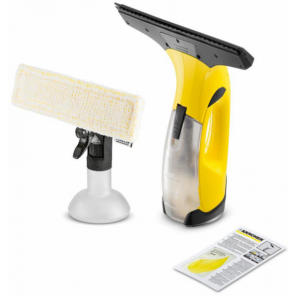 Аппарат для мойки стёкол Karcher WV 2 Plus