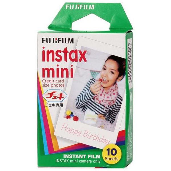 Картридж для фотоаппарата Fujifilm FILM MINI Glossy 10