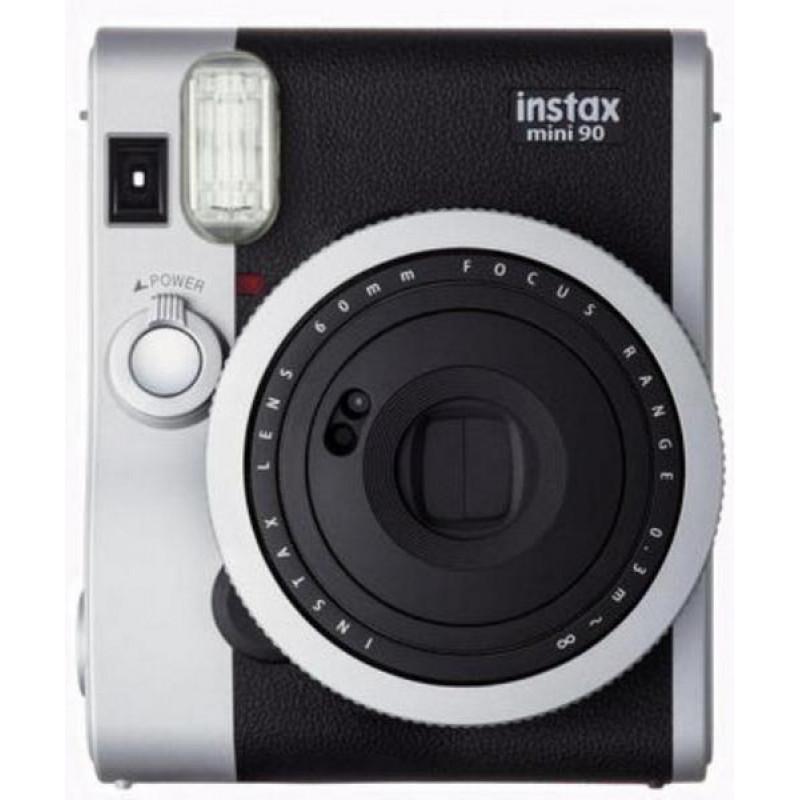 Ani çap fotoaparatı Fujifilm Instax mini 90 Black