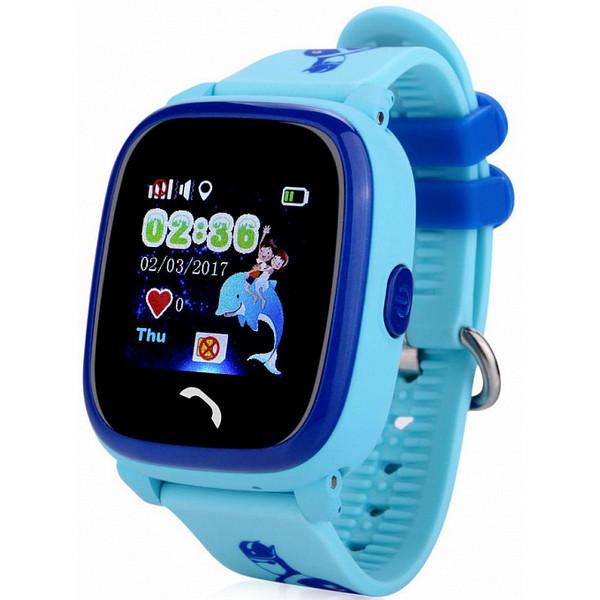 Смарт-часы Wonlex GW400S Blue