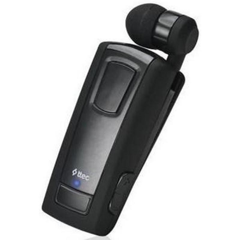 Bluetooth-гарнитура Ttec Makaron Buzz roller Bluetooth headset Black