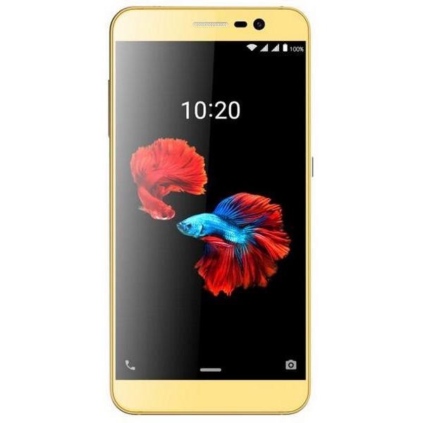 Telefon ZTE A910 LTE DS Gold