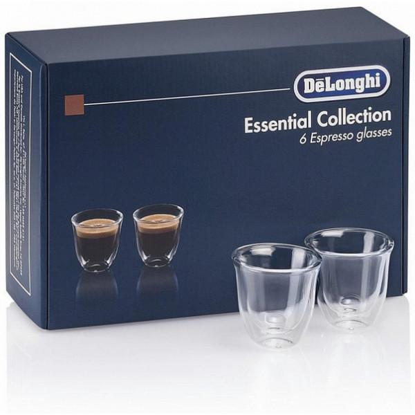 Stəkan dəsti DeLonghi Essential Collection 6 Glasses (DLSC300)