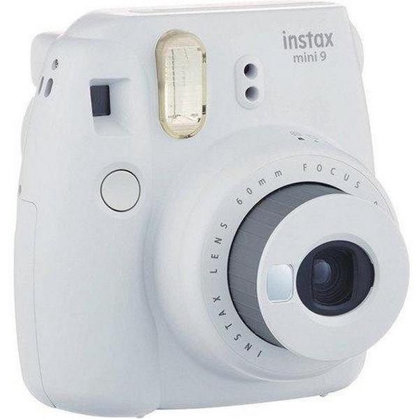 Фотоаппарат моментальной печати Fujifilm Instax mini 9 Smo White
