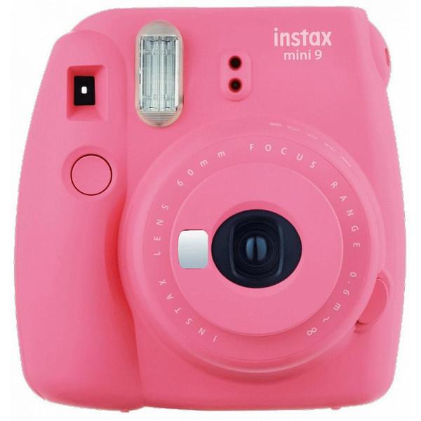 Фотоаппарат моментальной печати Fujifilm Instax mini 9 Fla Pink