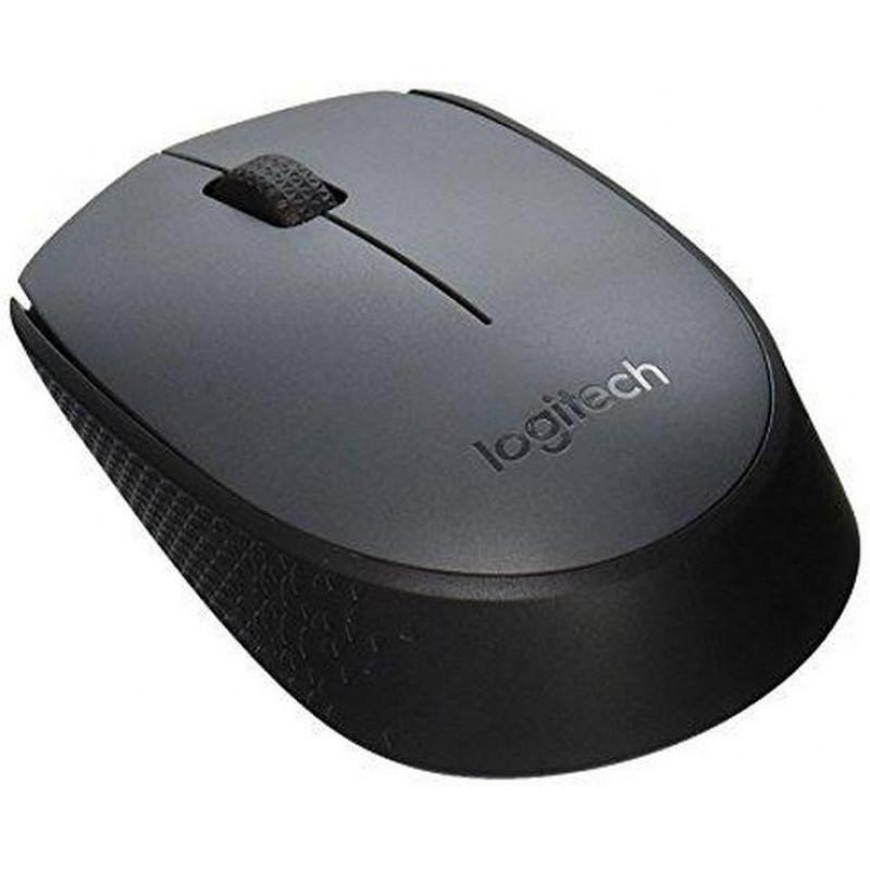 Беспроводная мышь Logitech Wireless Mouse M170 Gray