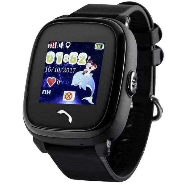 Смарт-часы Wonlex GW400S Black