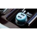 автомобильное зарядное устройство Nillkin Car Charger - Jelly Blue